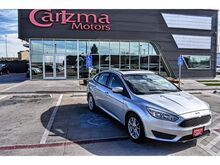 2015_Ford_Focus_4DR SDN SE_ Lubbock TX