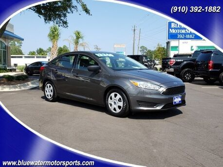 2015_Ford_Focus_S_ Wilmington NC