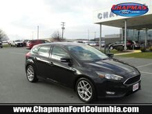 2015_Ford_Focus_SE_  PA