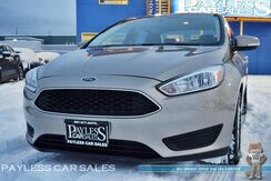 2015_Ford_Focus_SE / Automatic / Microsoft Sync Bluetooth / Back-Up Camera / Cruise Control / 40 MPG_ Anchorage AK