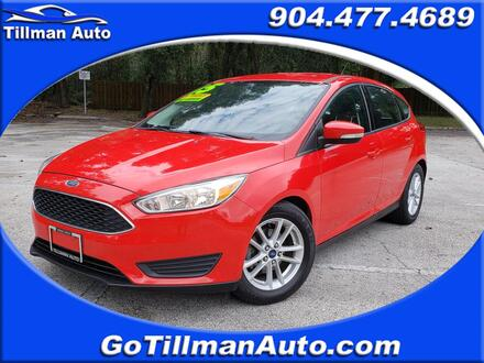 2015_Ford_Focus_SE Hatch_ Jacksonville FL