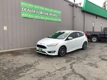 2015_Ford_Focus_SE Hatch_ Spokane Valley WA