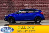2015 Ford Focus SE Hatchback Manual BCam Heated Seats