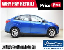 2015_Ford_Focus_SE Manual_ Maumee OH