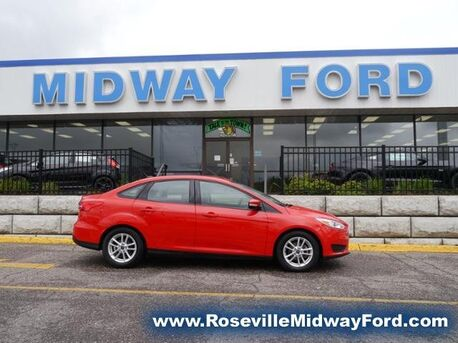 2015_Ford_Focus_SE_ Roseville MN