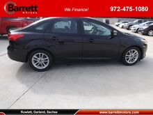 2015_Ford_Focus_SE_ Garland TX