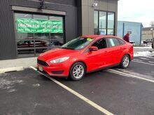 2015_Ford_Focus_SE Sedan_ Spokane Valley WA