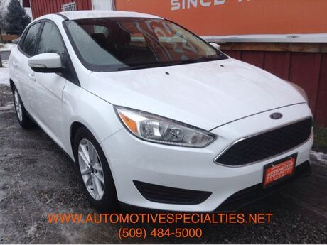 2015 Ford Focus SE Sedan Spokane WA