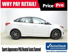 2015_Ford_Focus_SE Sport Appearance Package_ Maumee OH