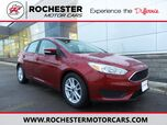 2015 Ford Focus SE w/ Heated Steering Wheel, Seats + Remote Start