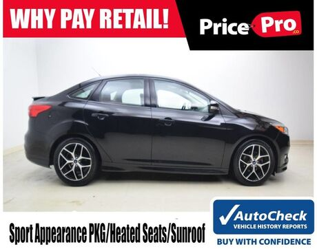 2015 Ford Focus SE w/ Sport Appearance PKG Maumee OH
