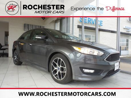 2015 Ford Focus SE w/Sport Package Rochester MN