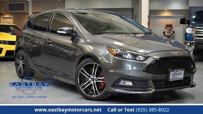 2015_Ford_Focus_ST3 *Full Recaro Leather Seats * Sony Premium Audio_ San Ramon CA