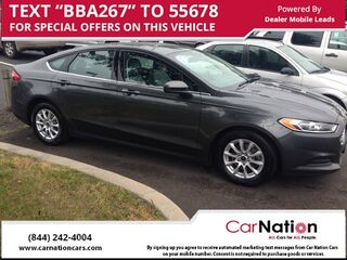 2015_Ford_Fusion_4dr Sdn S FWD_ Fairless Hills PA