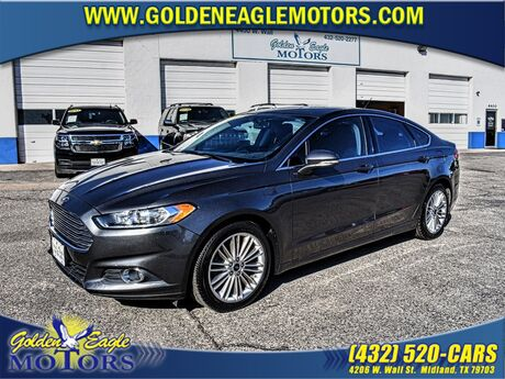 2015 Ford Fusion 4dr Sdn SE FWD Midland TX