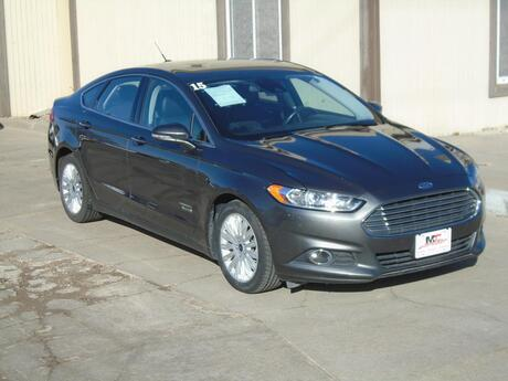 2015 Ford Fusion Energi SE Colby KS