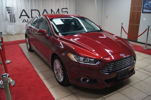 2015 Ford Fusion LEATHER,NAVIGATION AND ROOF Charlotte NC
