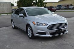 2015_Ford_Fusion_S_ Houston TX