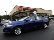 2015_Ford_Fusion_S_ Oxford NC