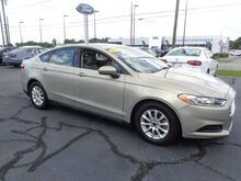 2015_Ford_Fusion_S_ Florence SC