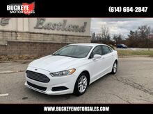 2015_Ford_Fusion_SE_ Columbus OH