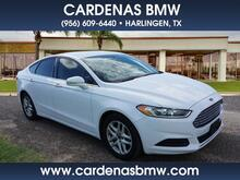 2015_Ford_Fusion_SE_ Harlingen TX