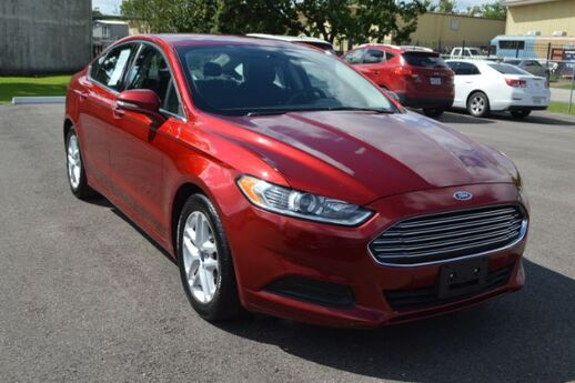 2015 Ford Fusion SE Houston TX