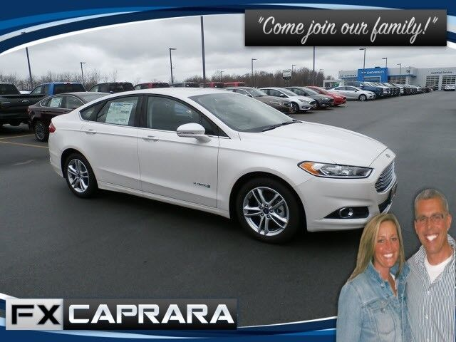 2015 Ford Fusion SE Hybrid Watertown NY