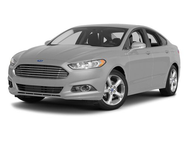 Vehicle details 2015 Ford Fusion at Oroville Toyota Oroville