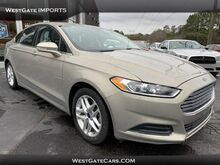 2015_Ford_Fusion_SE_ Raleigh NC