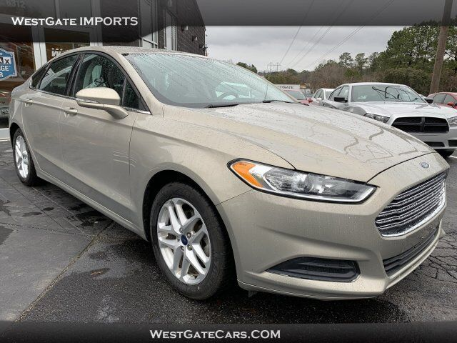 2015 Ford Fusion SE Raleigh NC