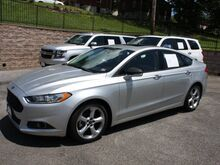 2015_Ford_Fusion_SE_ Roanoke VA