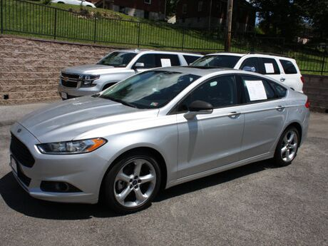 2015 Ford Fusion SE Roanoke VA