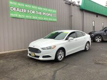 2015_Ford_Fusion_SE_ Spokane Valley WA