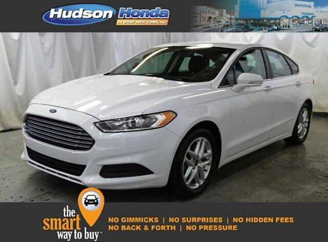 2015 Ford Fusion SE West New York NJ