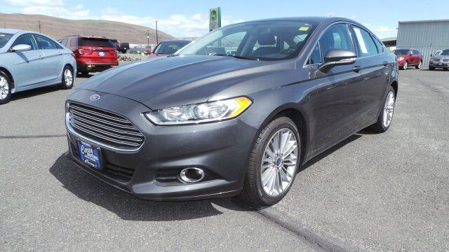 Vehicle details 2015 Ford Fusion at Carey Motors Yakima Carey Motors