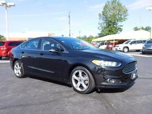 2015_Ford_Fusion_SE_ Fishers IN