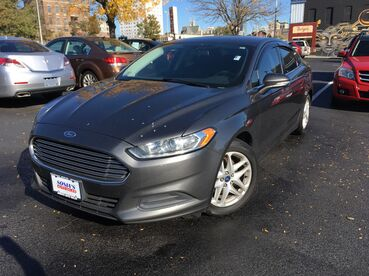 2015_Ford_Fusion_SE_ Worcester MA