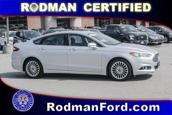 2015 Ford Fusion Titanium Boston MA