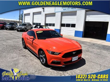 2015_Ford_Mustang_2DR FASTBACK V6_ Midland TX