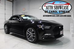 2015_Ford_Mustang_Convertible EcoBoost Premium 6spd_ Carol Stream IL