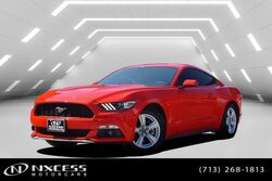 Ford Mustang EcoBoost AUTOMATIC XENON BACK-UP CAMERA JUST 8K MILES. 2015