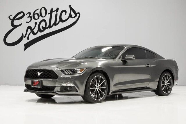 2015 Ford Mustang EcoBoost Austin TX