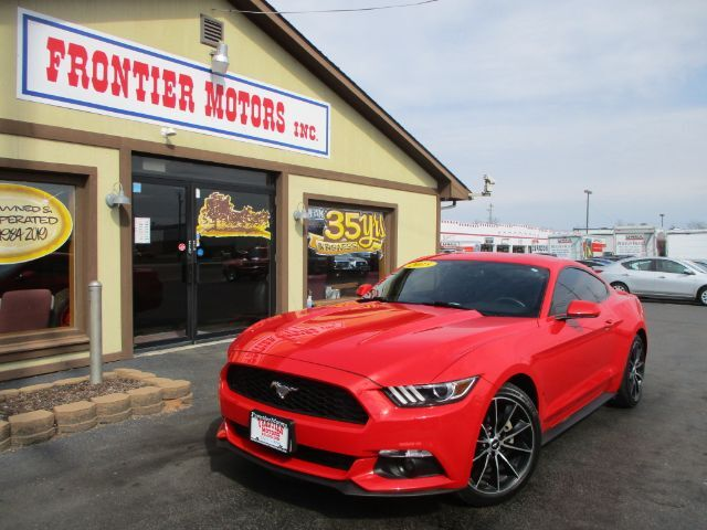 2015 Ford Mustang EcoBoost Coupe Middletown OH