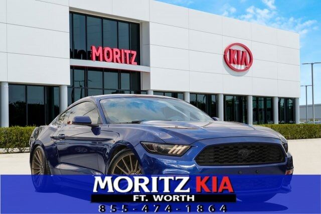 2015 Ford Mustang EcoBoost Fort Worth TX