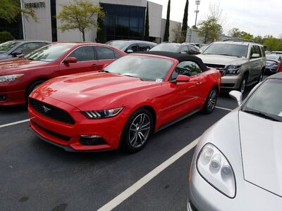 2015_Ford_Mustang_EcoBoost Premium_ Charleston SC