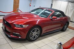 2015_Ford_Mustang_EcoBoost Premium Convertible_ Charlotte NC