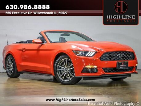 2015_Ford_Mustang_EcoBoost Premium_ Willowbrook IL