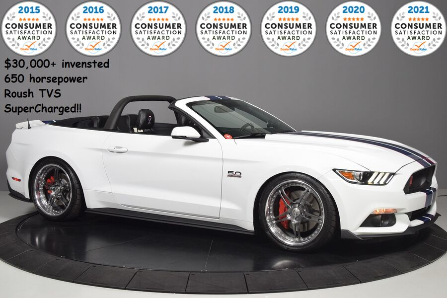 2015_Ford_Mustang_GT Premium_ Glendale Heights IL