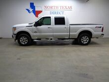 2015_Ford_Super Duty F-250 SRW_2015 Lariat 4WD GPS Navi Camera Heat Cool Seats 6.7 Diesel_ Mansfield TX